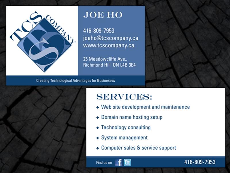 Business Cards - LJ Sales