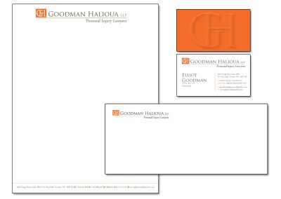 Corporate Identity Goodman Halioua