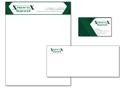 Corporate Identity Xpress Tax Services