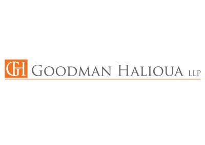 Logo Design Goodman Halioua