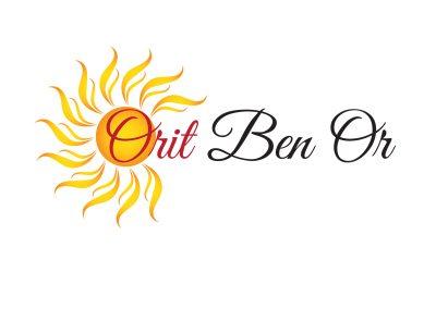 Logo Design Orit Ben Or