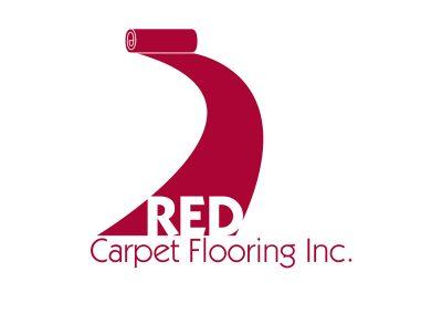 Logo Design Red Carpet Flooring