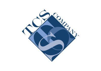Logo Design TCS Company