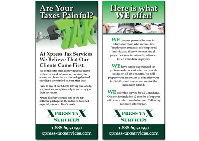 Postcard Xpress Tax Services